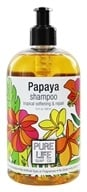 Image of Pure Life - Shampoo Papaya - 15 oz.