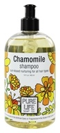 Pure Life - Shampoo Chamomile - 15 oz., from category: Personal Care