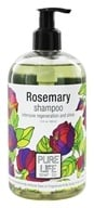 Image of Pure Life - Shampoo Rosemary - 15 oz.