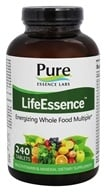 Pure Essence Labs - LifeEssence The Master Multiple - 240 Tablets (659670010040)