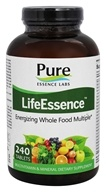 Pure Essence Labs - LifeEssence The Master Multiple - 240 Tablets - $51.99