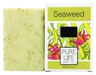 Pure Life - Bar Soap Seaweed - 4.4 oz. by Pure Life