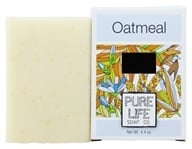 Pure Life - Bar Soap Oatmeal - 4.4 oz. by Pure Life