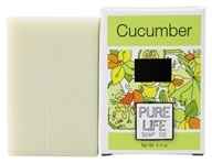 Pure Life - Bar Soap Cucumber - 4.4 oz.