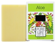 Pure Life - Bar Soap Aloe - 4.4 oz. by Pure Life