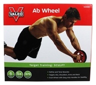Valeo Inc. - Dual Ab Wheel, from category: Exercise & Fitness