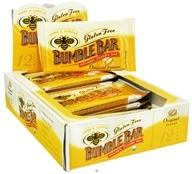 Bumble Bar - Organic Sesame Bar Gluten Free Original Peanut - 1.4 oz., from category: Health Foods