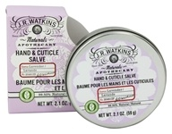 JR Watkins - Naturals Apothecary Hand & Cuticle Salve Lavender - 2.1 oz. (818570002511)