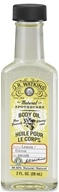 JR Watkins - Natural Apothecary Body Oil Lemon - 2 oz. by JR Watkins