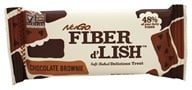Gnu Foods - Flavor & Fiber Bars Chocolate Brownie - 1.6 oz. - $1.49