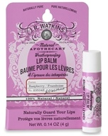 JR Watkins - Natural Apothecary Weatherproofing Lip Balm Raspberry - 0.14 oz. CLEARANCE PRICED by JR Watkins