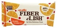 Gnu Foods - Flavor & Fiber Bars Orange Cranberry - 1.6 oz. - $1.49
