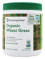 Amazing Grass - Wheat Grass Powder 30 Servings - 8.5 oz. by Amazing Grass