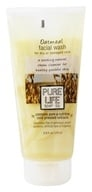 Pure Life - Oatmeal Facial Wash For Damaged Or Aged Skin - 6.8 oz. - $6.69