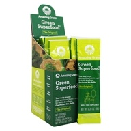 Amazing Grass - Green SuperFood All Natural Drink Powder Packets Original - 15 Packet(s) by Amazing Grass
