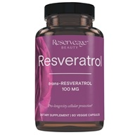 ReserveAge Organics - Resveratrol 100 mg. - 60 Vegetarian Capsules, from category: Nutritional Supplements