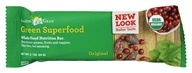 Herbe étonnante - Green SuperFood Whole Food Nutrition Bar Original - 2.1 once.