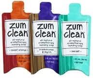 Indigo Wild - Zum Clean Laundry Sample 3-Pack, from category: Housewares & Cleaning Aids
