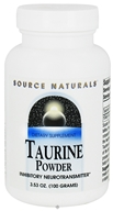 Source Naturals - Taurine Powder - 3.53 oz. by Source Naturals
