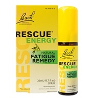 Image of Bach Original Flower Remedies - Rescue Energy - 20 ml.