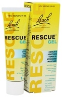 Bach Original Flower Remedies - Rescue Gel - 1 oz. (741273014744)