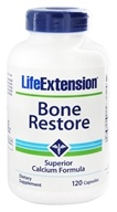 Image of Life Extension - Bone Restore - 120 Capsules