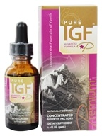 Pure Solutions - Pure IGF Premium Concentrated Growth Factors Deer Velvet Antler Extract 11 mg. - 1 oz. - $59.96