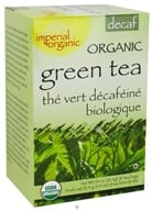 Uncle Lee's Tea - Imperial Organic Green Tea Decaf - 18 Tea Bags, from category: Teas