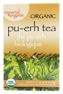 Uncle Lee's Tea - Imperial Organic Pu-erh Tea - 18 Tea Bags, from category: Teas