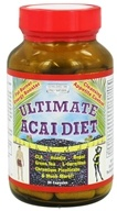 Only Natural - Ultimate Acai Diet - 90 Capsules - $16.79