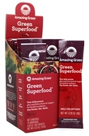 Amazing Grass - Green SuperFood Drink Powder Packets Berry Flavor - 15 Packet(s) - $18.85