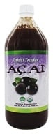 Tahiti Trader - Organic Acai Juice - 32 oz., from category: Nutritional Supplements