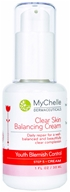 Image of MyChelle Dermaceuticals - Clear Skin Balancing Cream For Teen Acne - 1 oz.