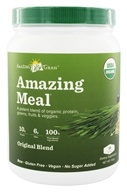 Amazing Grass - Amazing Meal Powder 15 Servings Original Blend - 11.8 oz. LUCKY PRICE, from category: Health Foods