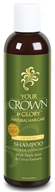 Your Crown and Glory - Just For Him Shampoo Natural Hair Care Lemon - 8.5 oz. (666213000024)