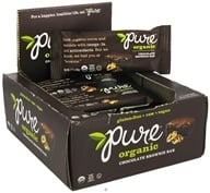 PureBar - Pure Organic Bar Chocolate Brownie - 1.7 oz.