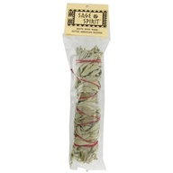 Sage Spirit - Smudge Wand White Sage - 8.5 in. (049347003114)