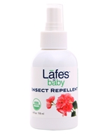 Lafe's - Organic Baby Insect Repellent - 4 oz.