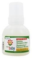 Lafes - Natural And Organic Baby Foaming Shampoo And Wash - 12 oz.