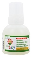 Lafes - Natural And Organic Baby Foaming Shampoo And Wash - 12 oz. LUCKY DEAL