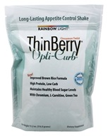 Rainbow Light - ThinBerry Opti-Curb Brown Rice Protein Formula with Svetol® Cinnamon Twist - 11.2 oz. by Rainbow Light