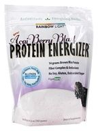 Rainbow Light - Protein Energizer Shake Powder Acai Berry Blast - 9.2 oz., from category: Health Foods