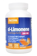 Jarrow Formulas - d Limonene Food Grade Orange Peel Oil 1000 mg. - 60 Softgels