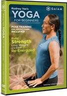 Gaiam - Rodney Yee's Yoga For Beginners DVD - $12.73