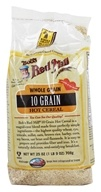 Image of Bob's Red Mill - Hot Cereal 10 Grain - 25 oz.