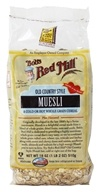 Bob's Red Mill - Muesli Old Country Style - 18 oz. - $3.78