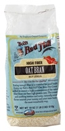 Bob's Red Mill - Hot Cereal Oat Bran - 18 oz. - $2.48