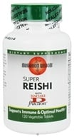 Image of Mushroom Wisdom - Super Reishi with Maitake D Fraction - 120 Caplets Formerly Maitake Products