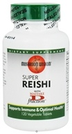 Mushroom Wisdom - Super Reishi with Maitake D Fraction - 120 Caplets Formerly Maitake Products