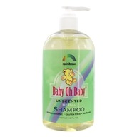Rainbow Research - Baby Oh Baby Shampoo Unscented - 16 oz. by Rainbow Research